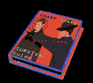 Coast Guard Boot Camp Survival Guide Cover 4th Edition | Download the Coast Guard Boot Camp Survival Guide PDF