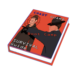Coast Guard Boot Camp Survival Guide Book Cover | How to Prepare for Coast Guard Basic Training