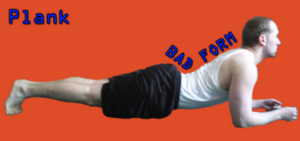 Planks in Coast Guard Boot Camp | Bad Form 01 | Morning PT in Coast Guard Boot Camp