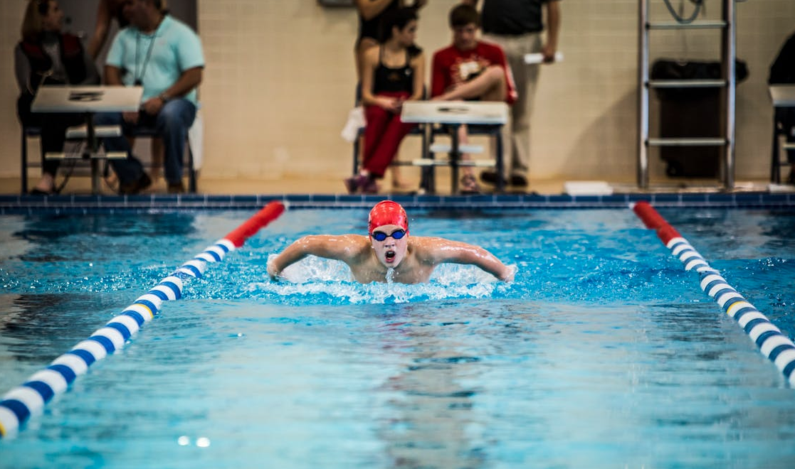 Swimming USCG Boot Camp Banner Image