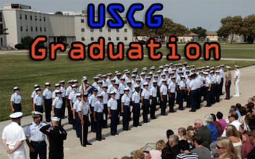 USCG Graduation Photo