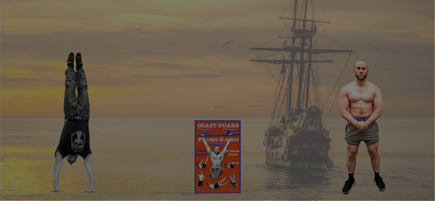 Survive Coast Guard Boot Camp Header Slider 2 Matted